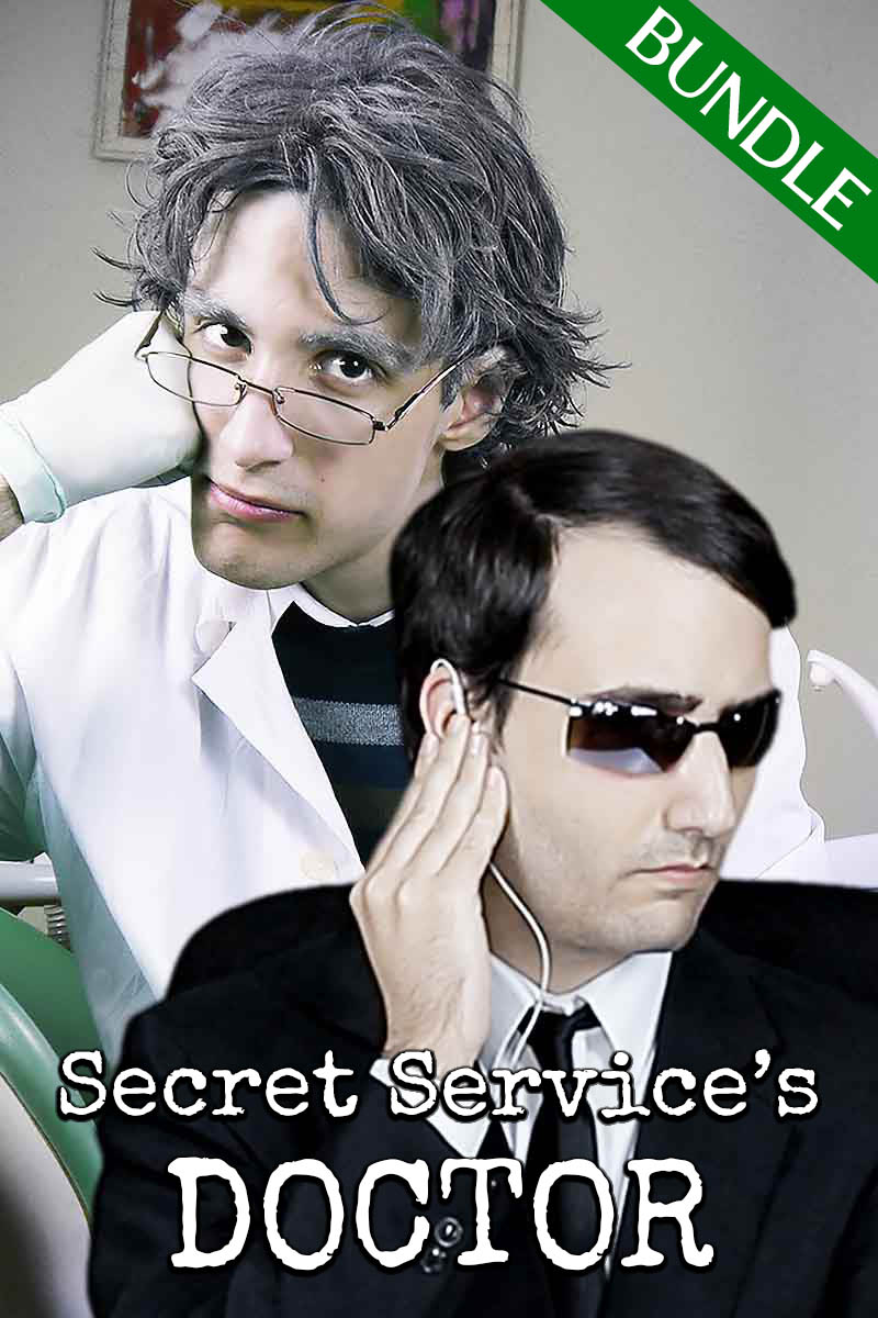 🎬 Secret Service's Doctor – Special Edition Bundle
