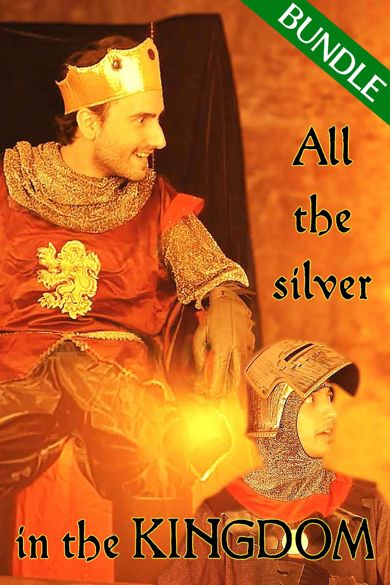 🎬 All The Silver In The Kingdom – Special Edition Bundle