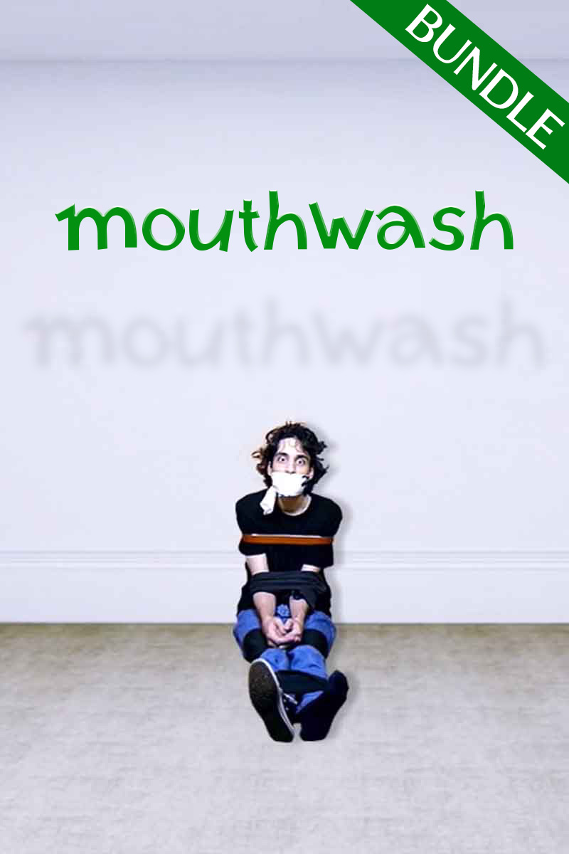 🎬 Mouthwash – Special Edition Bundle