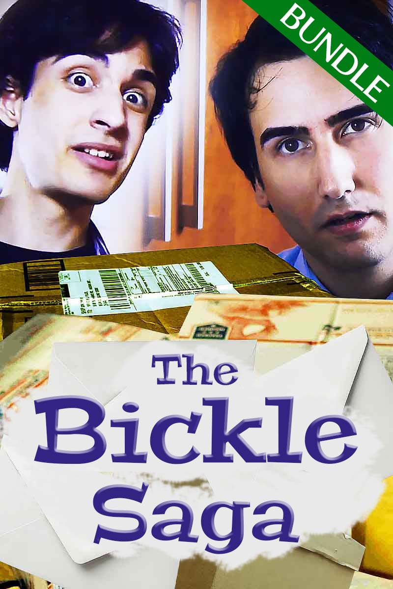 🎬 The Bickle Saga – Special Edition Bundle