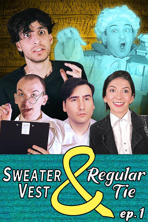 🎬 Sweater Vest And Regular Tie – Episode 1