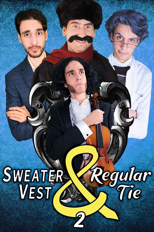 🎬 Sweater Vest And Regular Tie – Episode 2
